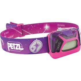 Petzl Tikkid hoofdlamp roze
